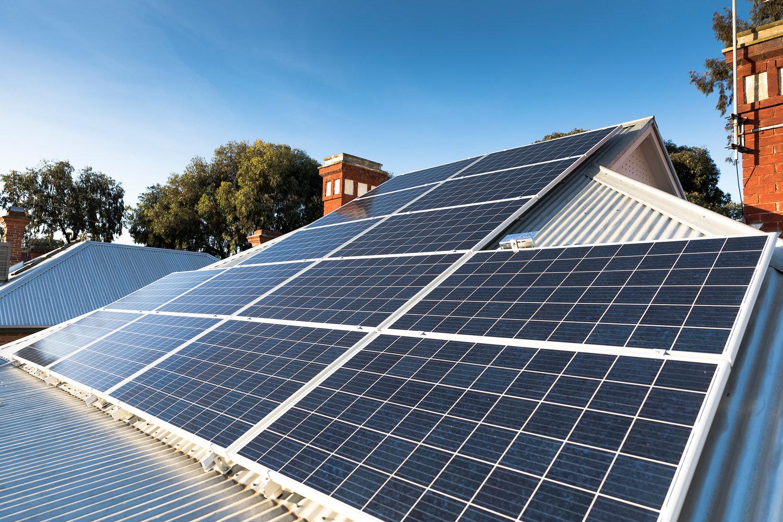 Solar Panel Design and Orientation